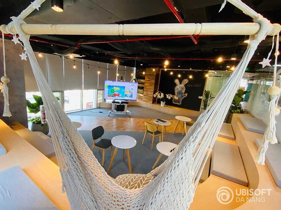 [UN] [News] Ubisoft Da Nang Studio Opens Its Doors - WORLD CLASS QUALITY WORKSPACE 1