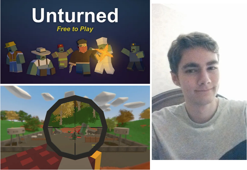 Unturned by Nelson Sexton