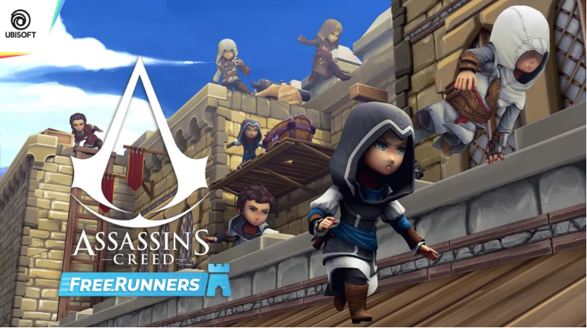 Assassin's Creed Freerunners Logo